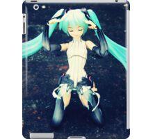 Miku Append - Loading iPad Case/Skin