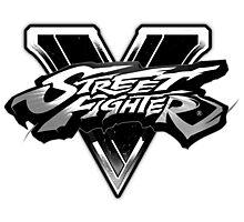 street fighter v Photographic Print