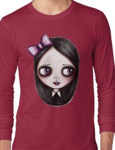 Goth Blythe Doll Long Sleeve T-Shirt