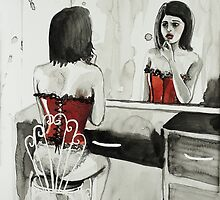 The Girl in the Mirror by RichesRoad