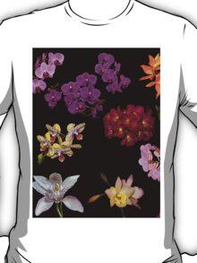 Beautiful Orchids Award Winning T-Shirt