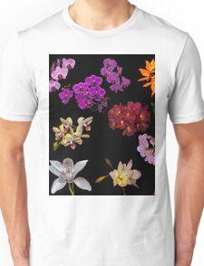 Beautiful Orchids Award Winning Unisex T-Shirt