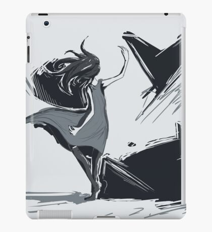 Love and lungs iPad Case/Skin