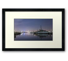 Williamstown Waterfront #4 Framed Print