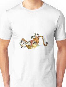 calvin and hobbes rotfl Unisex T-Shirt