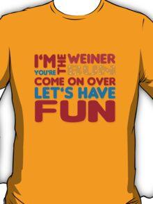 Weiner + Bun T-Shirt