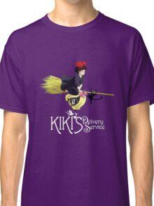 Kiki's Delivery Service-Studio Ghibli Classic T-Shirt