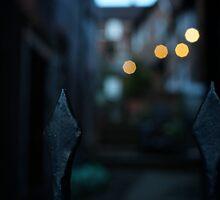 Blurred Lights by Matt Keil