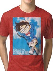 Detective Conan:  Sky Tri-blend T-Shirt