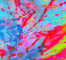 Burst by Ellecho Saturn