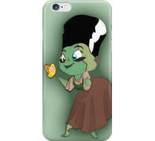 Elsie - green iPhone Case/Skin