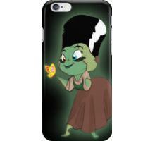 Elsie - Black iPhone Case/Skin