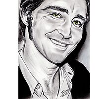 Lee PACE, irresistible smile Photographic Print