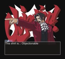 This shirt is... Objectionable (More Detail) by LegendDestroye