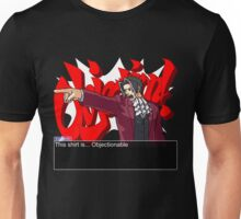 This shirt is... Objectionable (More Detail) Unisex T-Shirt