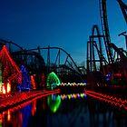 Noel Light Show by BigD
