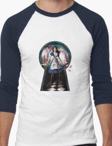 Alice: Madness Returns Men's Baseball ¾ T-Shirt