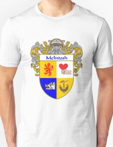 McIntosh Coat of Arms/Family Crest T-Shirt
