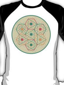 Circle, Square, Triangle T-Shirt