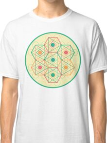 Circle, Square, Triangle Classic T-Shirt