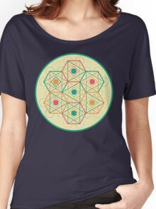 Circle, Square, Triangle Women's Relaxed Fit T-Shirt