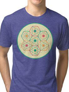 Circle, Square, Triangle Tri-blend T-Shirt