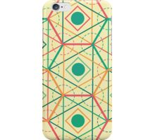 Circle, Square, Triangle iPhone Case/Skin