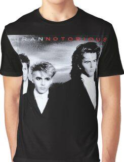 Vintage Duran Duran Notorious Graphic T-Shirt