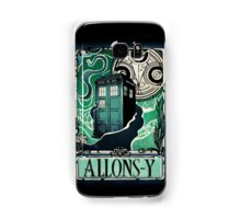 Dr. Who Nouveau Samsung Galaxy Case/Skin