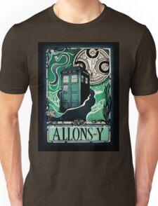 Dr. Who Nouveau Unisex T-Shirt