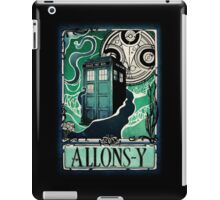 Dr. Who Nouveau iPad Case/Skin