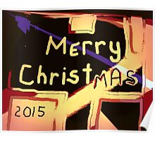 Merry Christmas 2015 Poster