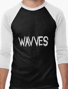 Wavves black Men's Baseball ¾ T-Shirt