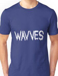 Wavves black Unisex T-Shirt