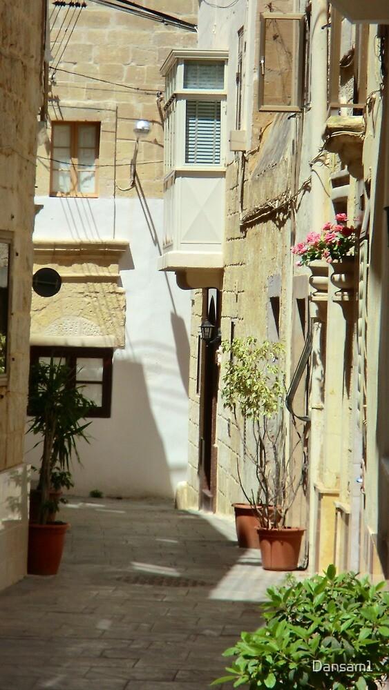 Malta Streetscape by Dansam1