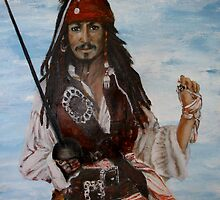 Pirate by Anneke