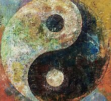 Yin and Yang by Michael Creese