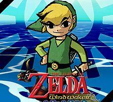 Legend of Zelda Wind Waker by MisterJfro