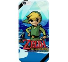 Legend of Zelda Wind Waker iPhone Case/Skin