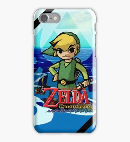 Legend of Zelda Wind Waker iPhone Case/Skin