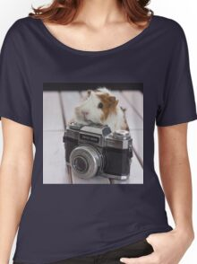 Guinea photographer Women's Relaxed Fit T-Shirt