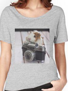 Guinea photographer Women's Relaxed Fit T-Shirt