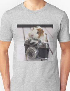 Guinea photographer T-Shirt