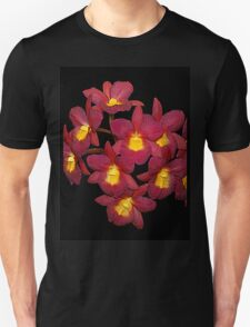 Red and Yellow Orchids T-Shirt