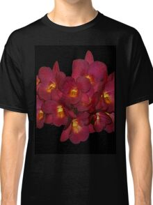 Red and Yellow Orchids Classic T-Shirt