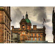Bank of Scotland Photographic Print