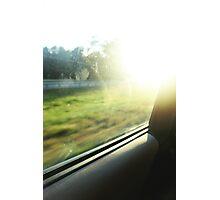 Morning Sun Photographic Print