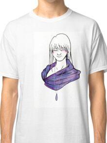Purple Drop Classic T-Shirt
