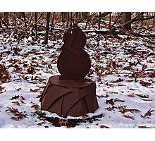 Groundhog Day on the Way Photographic Print