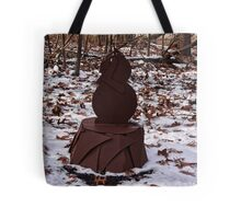 Groundhog Day on the Way Tote Bag